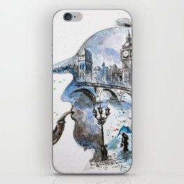 Mr. Sherlock iPhone Skin