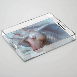 Unicorn Cobra Acrylic Tray