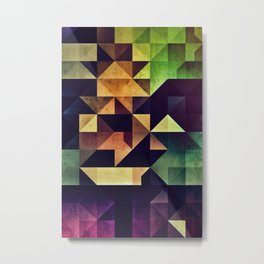 3YM Metal Print