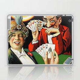 Carter The Great Magician Poster Laptop & iPad Skin