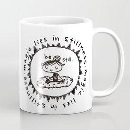 stillness. Coffee Mug