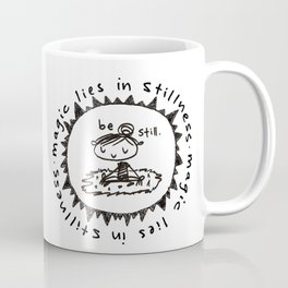 stillness. Coffee Mug