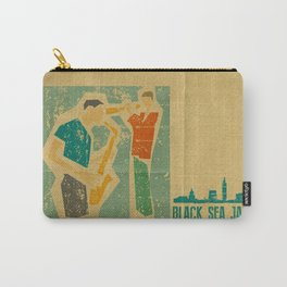 Black Sea Jazz Carry-All Pouch