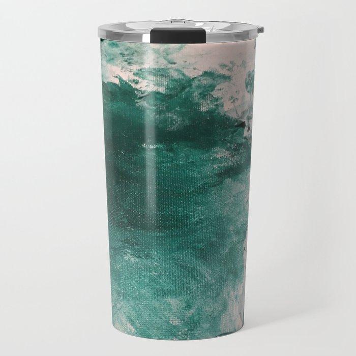 Does Paint Go Bad >> Paint Gone Bad On Canvas Travel Mug By Lisatherock