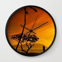 6:16 PM Hawaii Time Wall Clock