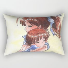 Sleeping Ushio Clannad Rectangular Pillow