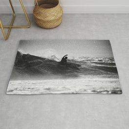 Iconic Indo Surfer Rug