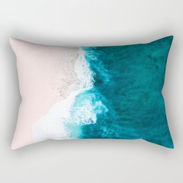 Sagar #society6 #decor #buyart Rectangular Pillow