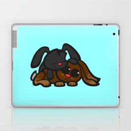 Cuddle Bunnies Laptop & iPad Skin