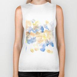 170722 Colour Living 25  |Modern Watercolor Art | Abstract Watercolors Biker Tank