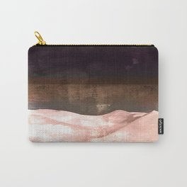 PALE DESERT Carry-All Pouch