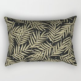 Falling in fall Rectangular Pillow