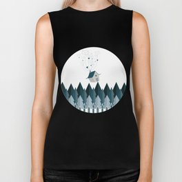 Far Away Love Biker Tank
