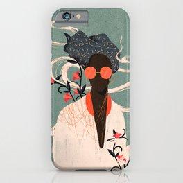 Kalemba I iPhone Case