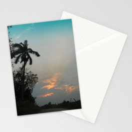 Sunset in the Pasture Stationery Cards