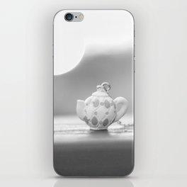 mini teapot iPhone Skin