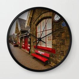 Ribblehead Station Wall Clock