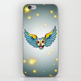 All Pit Bulls go to Heaven iPhone Skin