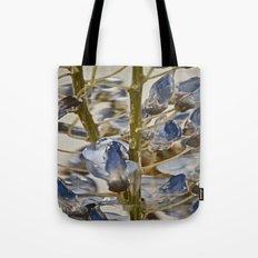 iced wisteria Tote Bag