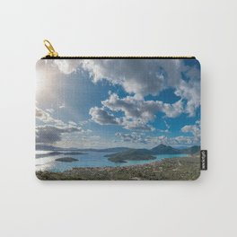 Nidri bay in Lefkas Carry-All Pouch