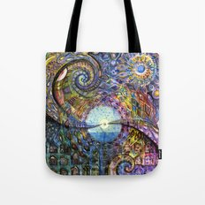 Water Consciousness Tote Bag