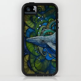 Whale Ocean iPhone Case