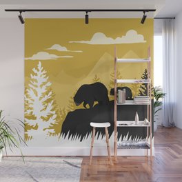 Bear Valley Wall Mural