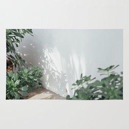 Succulents & Shadows Rug