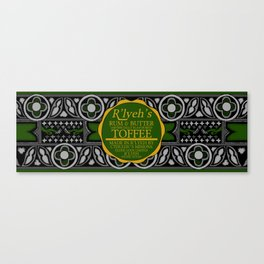 R'lyeh's Toffee Canvas Print