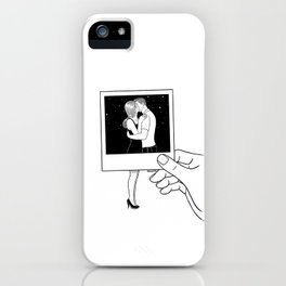 We used to be together iPhone Case