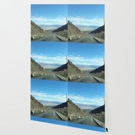 Mountain Road in Palm Springs California Wallpaper