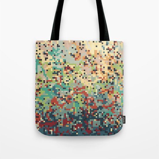 Pixelmania I Tote Bag