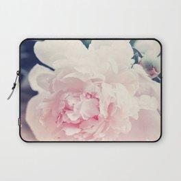 Beautiful Peony Flower Art Laptop Sleeve