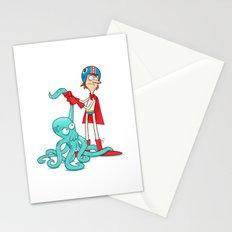 Octo-Wrestlin'! Stationery Cards
