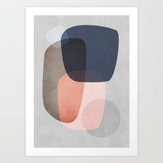Graphic 189C Art Print