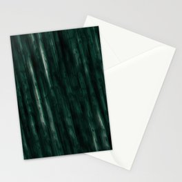 Metal rain Stationery Cards