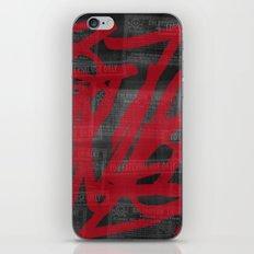Haphazard. iPhone & iPod Skin