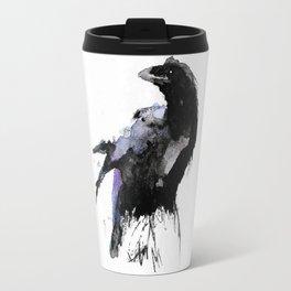 Raven's looking Travel Mug