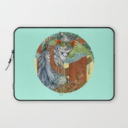 Masked Lynx Laptop Sleeve