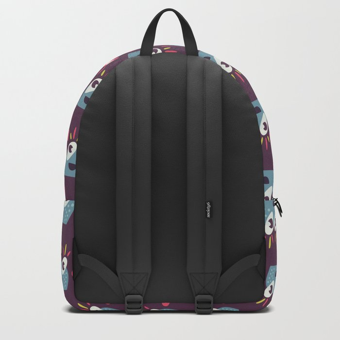 Kawaii Cute Candy Character Backpack
