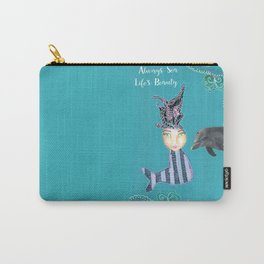 Always Sea Life's Beauty Carry-All Pouch