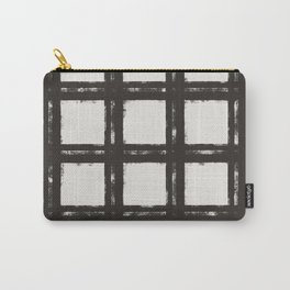 Big Bad Plaid Carry-All Pouch