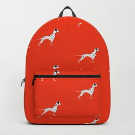 DALMATIANS ((cherry red)) Backpack