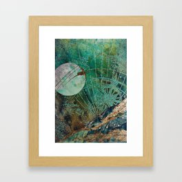 Beyond This World Framed Art Print