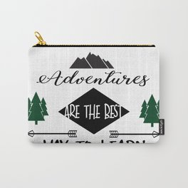 Learn by Adventure Carry-All Pouch