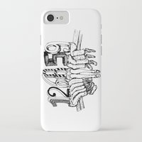 numbers iPhone & iPod Cases featuring Numbers by Ilya kutoboy