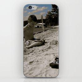 Dylan White iPhone Skin