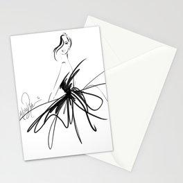 Full Skirt Stationery Cards