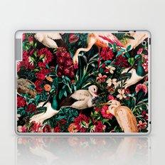 Long Leggend Birds II Laptop & iPad Skin