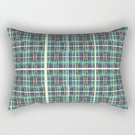 plaidish Rectangular Pillow